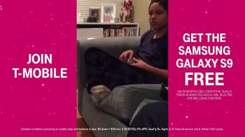 T-Mobile TV Spot, 'Reaction: James'