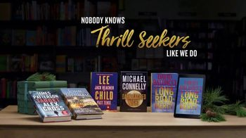 Barnes & Noble TV Spot, 'Thrill Seekers' - Thumbnail 10