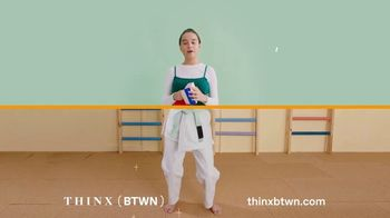 THINX (BTWN) TV Spot, 'Fresh Start' - Thumbnail 6