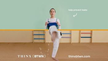 THINX (BTWN) TV Spot, 'Fresh Start' - Thumbnail 7