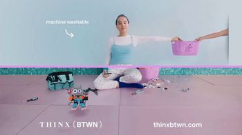 THINX (BTWN) TV Spot, 'Fresh Start' - Thumbnail 8
