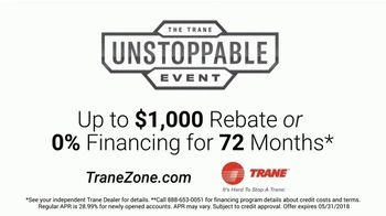 Trane Unstoppable Event TV Spot, 'Always Moving' Song by Phantogram - Thumbnail 9