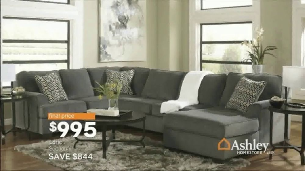Ashley Homestore Black Friday Tv Commercial Sofa Sectional Bunk Beds Song By Midnight Riot