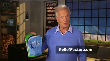 Relief Factor Quickstart TV Spot, 'Four Little Capsules' Featuring Pat Boone