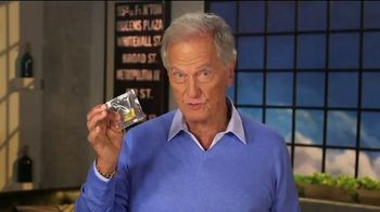 Relief Factor Quickstart TV Spot, 'Four Little Capsules' Featuring Pat Boone - 3 commercial airings