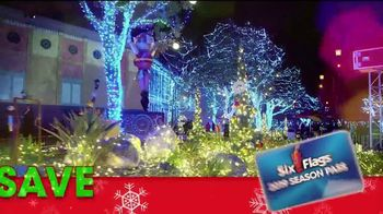 Six Flags Holiday in the Park TV Spot, 'Season Pass Upgrade'