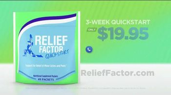 Relief Factor Quickstart TV Spot, 'Don't Put Up With the Pain' Featuring Pat Boone - Thumbnail 10