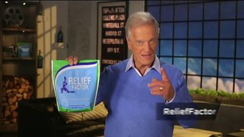 Relief Factor Quickstart TV Spot, 'Don't Put Up With the Pain' Featuring Pat Boone - Thumbnail 2