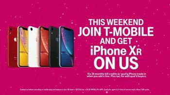 T-Mobile TV Spot, 'Apple XR: Holiday Offer' - Thumbnail 10