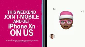 T-Mobile TV Spot, 'Apple XR: Holiday Offer' - Thumbnail 4