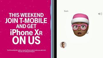 T-Mobile TV Spot, 'Apple XR: Holiday Offer' - Thumbnail 5