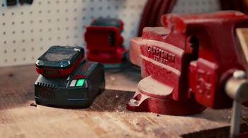Lowe's TV Spot, 'Holiday Savings: A Craftsman Needs New Tools' - Thumbnail 2