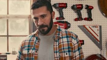 Lowe's TV Spot, 'Holiday Savings: A Craftsman Needs New Tools' - 434 commercial airings