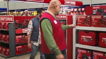Lowe's TV Spot, 'Holiday Savings: A Craftsman Needs New Tools' - Thumbnail 6