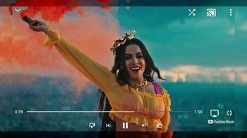 YouTube Music TV Spot, 'Descubre el mundo de Anitta' cancion de Anitta [Spanish] - 2 commercial airings