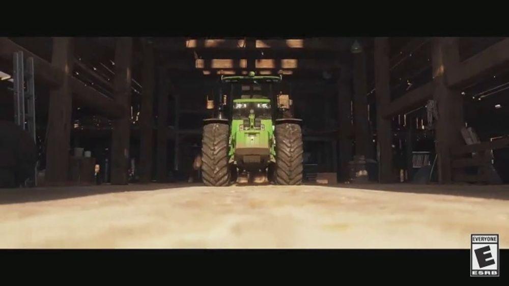 Farming Simulator 19 TV Commercial, 'Farm of Your Dreams' - Video