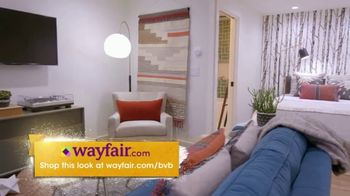 Wayfair TV Spot, 'Brother vs Brother 604 Short Form' - Thumbnail 7