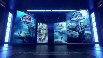 DIRECTV Cinema TV Spot, 'Jurassic Collection'