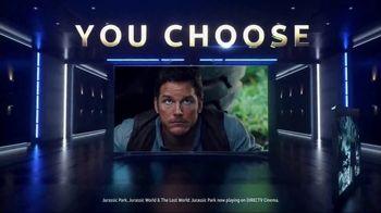 DIRECTV Cinema TV Spot, 'Jurassic Collection' - Thumbnail 8