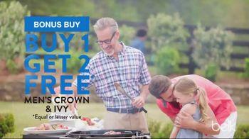 Belk Father's Day Sale TV Spot, 'Dad Time: Bonus Buys' - Thumbnail 3