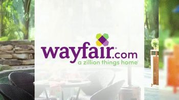 Wayfair TV Spot, 'HGTV: Fun Outdoor Seating' - Thumbnail 5