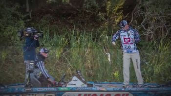 Major League Fishing TV Spot, 'Great Poise' Featuring Andy Montgomery