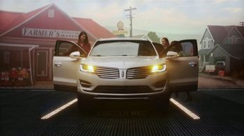 2018 Lincoln MKC TV Spot, 'New Perspective'