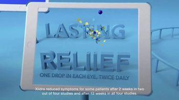 Xiidra TV Spot, 'WiiLD RiiDE' - Thumbnail 4