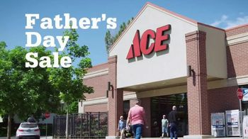 ACE Hardware Father's Day Sale TV Spot, 'What Dad Really Wants' - 1858 commercial airings