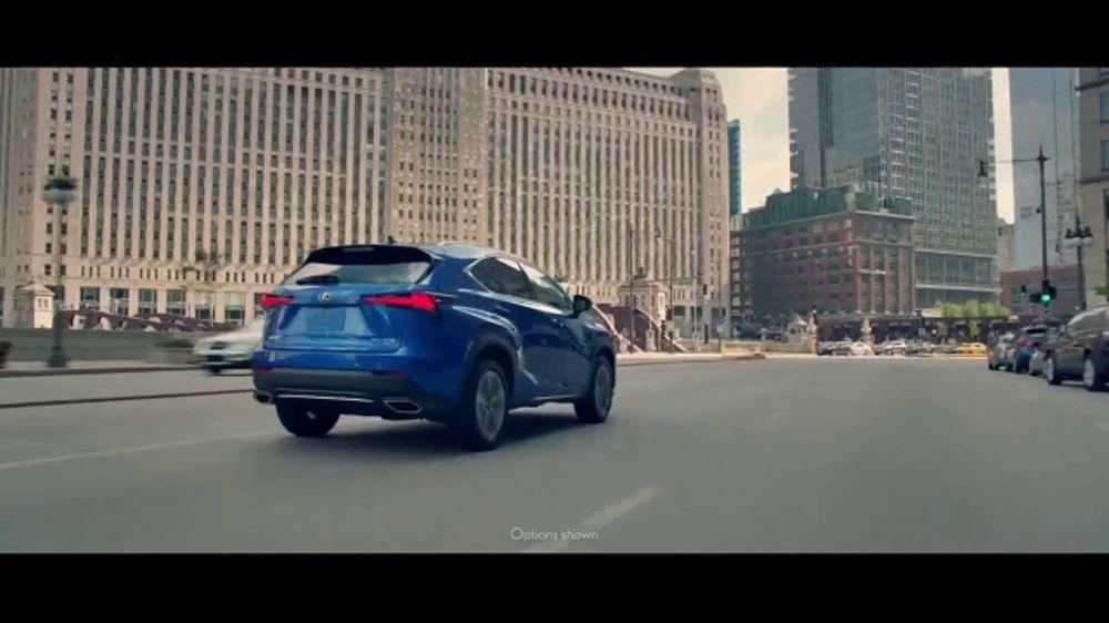 2018 Lexus NX TV Commercial, 'Glass World' [T2]