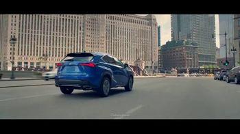 2018 Lexus NX TV Spot, 'Glass World' [T2] - 5092 commercial airings