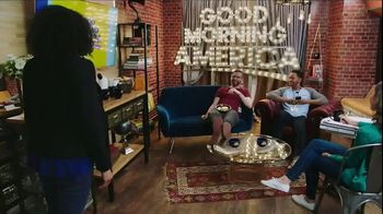Air Wick Essential Mist TV Spot, 'ABC: Behind the Scenes at GMA' - Thumbnail 4