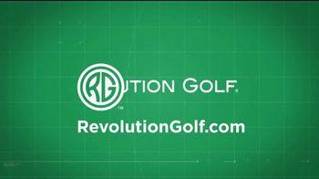 Revolution Golf TV Spot, 'Custom Instruction' - Thumbnail 10