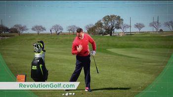 Revolution Golf TV Spot, 'Custom Instruction' - Thumbnail 5