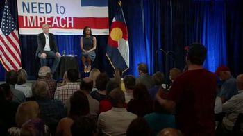 Tom Steyer TV Spot, 'Need to Impeach Movement' - Thumbnail 9