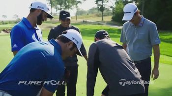 TaylorMade Pure Roll TV Spot, 'New Insert' Feat. Rory McIlroy, Jon Rahm - 2 commercial airings