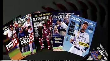 Baseball America TV Spot, 'Exclusvie Features'