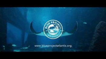 Blue Project Atlantis TV Spot, 'Every Day We Celebrate the Ocean' - Thumbnail 9