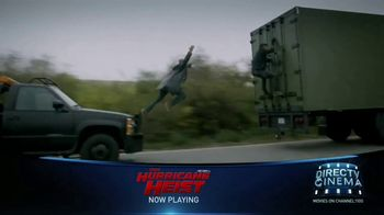 DIRECTV Cinema TV Spot, 'The Hurricane Heist' Song by Scorpions - Thumbnail 4