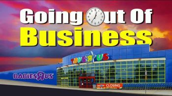 Toys R Us Going Out of Business Liquidation TV Spot, 'Final Weeks' - Thumbnail 8