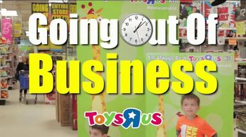 Toys R Us Going Out of Business Liquidation TV Spot, \'Final Weeks\'
