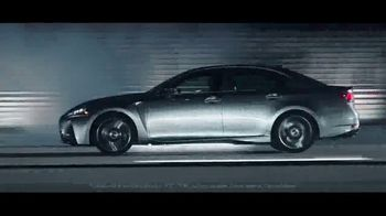Lexus High Performance Line TV Spot, 'Crafted Extremes' [T1] - Thumbnail 6