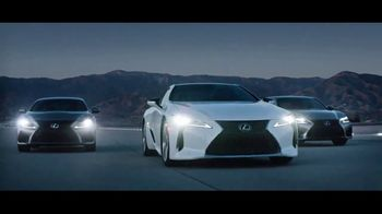 Lexus High Performance Line TV Spot, 'Crafted Extremes' [T1] - Thumbnail 8