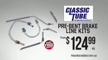 PowerNation Directory TV Spot, 'Knuckle, Tires, Shifter and Brake Line Kit'