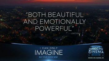 DIRECTV Cinema TV Spot, 'I Can Only Imagine' - Thumbnail 7