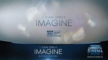DIRECTV Cinema TV Spot, 'I Can Only Imagine' - Thumbnail 8