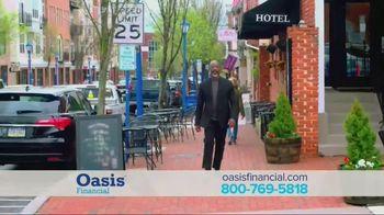 Oasis Financial TV Spot, 'Don't Face It Alone' Featuring Isaiah Washington - Thumbnail 10