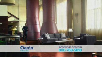 Oasis Financial TV Spot, 'Don't Face It Alone' Featuring Isaiah Washington - Thumbnail 5