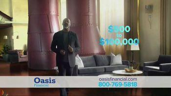 Oasis Financial TV Spot, 'Don't Face It Alone' Featuring Isaiah Washington - Thumbnail 6