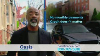Oasis Financial TV Spot, 'Don't Face It Alone' Featuring Isaiah Washington - Thumbnail 8